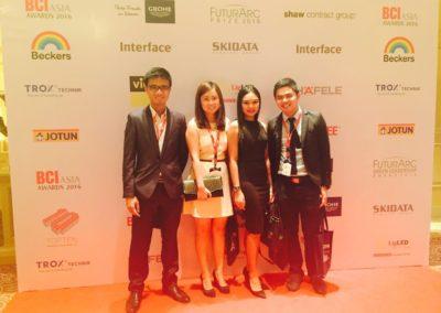 BCI Awards Asia 2016