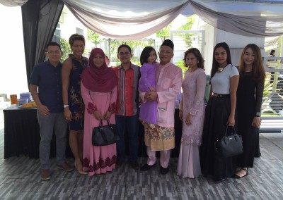 Oxley CEO - Raya open house