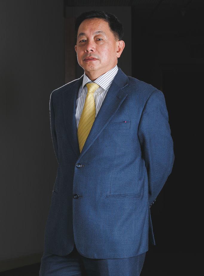 YBhg Dato Sr Peter Tan