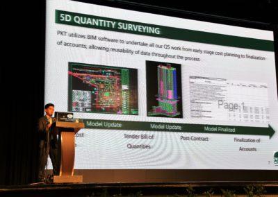 PKT BIM presentation @ QSIC 2016