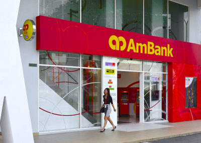 5 Ambank Branches Fitout Works