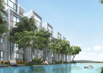 i-Residence and i-Soho, i-City, Shah Alam for i-Berhad
