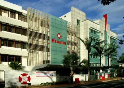Assunta Hospital – New Wing, Petaling Jaya