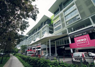 Ativo Plaza, Damansara Avenue for TA Global