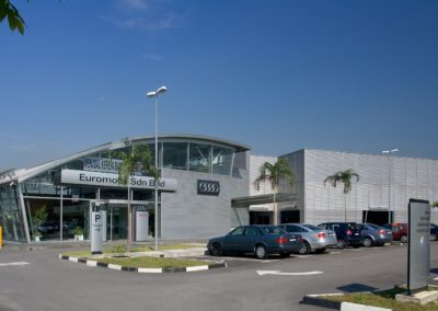 Audi Showroom, Glenmarie
