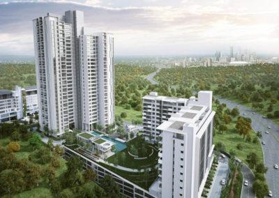 Azelia Residence, Damansara Avenue for TA Global