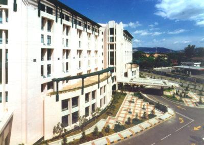 Gleneagles Hospital & Medical Office Renovation Works, Kuala Lumpur