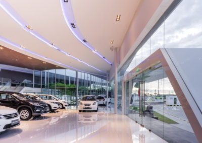 Honda Showroom, Kluang