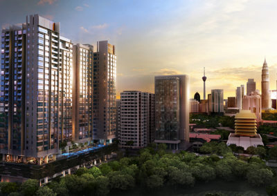 Horizon Residences, Jalan Tun Razak for Hap Seng Land