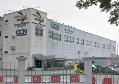 Malaysian Agrifood Corporation (MAFC), Puchong