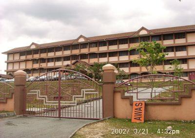 SMK Muadzam Jaya,  Rompin, Pahang