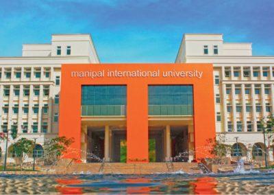 Manipal International University, Nilai