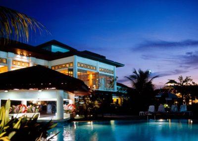 5-star Pan Pacific Glenmarie Resort, Shah Alam