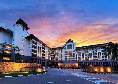 5-star Pulai Springs Resort, Johor