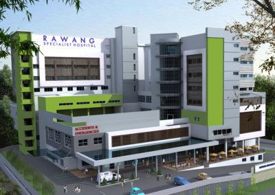 Rawang Specialist Hospital, Rawang