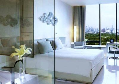 5-star Sofitel SO Hotel, Oxley KLCC