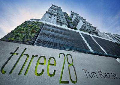 Three28, Jalan Tun Razak for Tan & Tan Developments