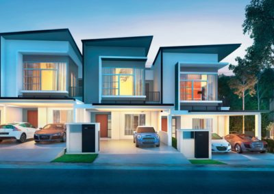 Fairfield & Parkfield @ Tropicana Heights, Kajang Hill for Tropicana
