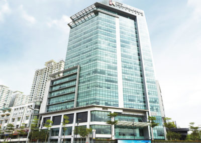 Wisma Kencana Petroleum Refurbishment