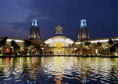Alamanda Z9 Mall Renovation Works, Putrajaya