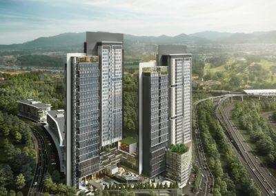 Ativo Suites, Damansara Avenue for TA Global