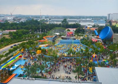 Water Theme Park, i-City, Shah Alam