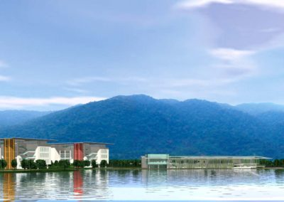 Universiti Tunku Abdul Rahman –  Phases 1A & 1B, and Phase 2 Kampar