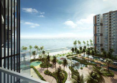 Timurbay Seafront Residence, Balok Beach, Kuantan for OSK Properties