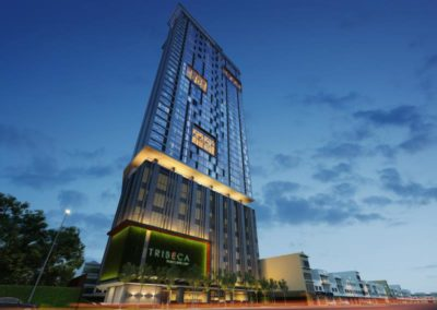 Tribeca Serviced Suites, Jalan Imbi for Low Yat Group