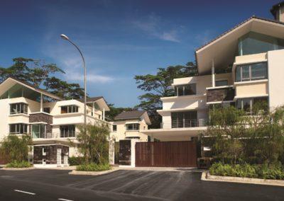 Villa Ledang, Bukit Damansara